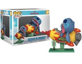 Funko POP Rides: Lilo & Stitch - Stitch in Rocket [HRAČKA]